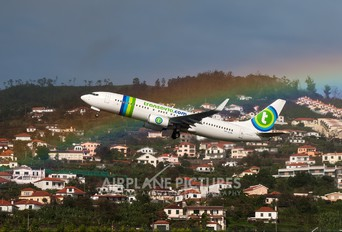 PH-ZOM - Transavia Boeing 737-800
