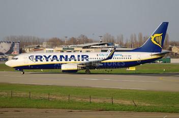 EI-EBH - Ryanair Boeing 737-800