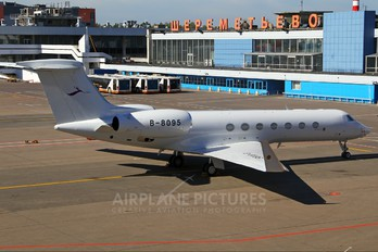 B-8095 - Deer Jet Gulfstream Aerospace G-V, G-V-SP, G500, G550