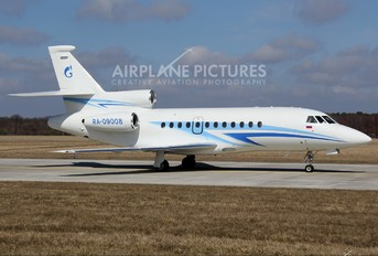 RA-09008 - Gazpromavia Dassault Falcon 900 series
