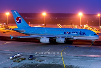 HL7615 - Korean Air Airbus A380