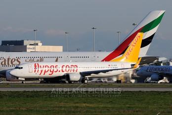 TC-ACP - Pegasus Boeing 737-800