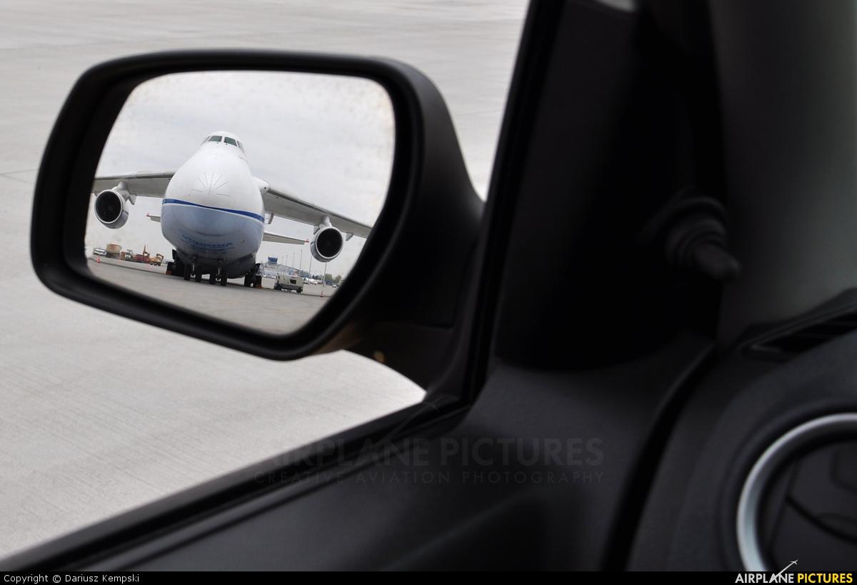 Antonov Airlines /  Design Bureau UR-82009 aircraft at Katowice - Pyrzowice