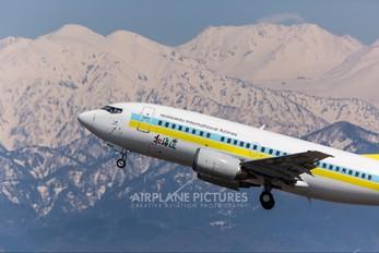 JA300K - Air Do - Hokkaido International Airlines Boeing 737-500