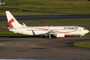 P2-PXC - Air Niugini Boeing 737-800