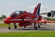 "XX266 - Royal Air Force ""Red Arrows"" British Aerospace Hawk T.1/ 1A aircraft"