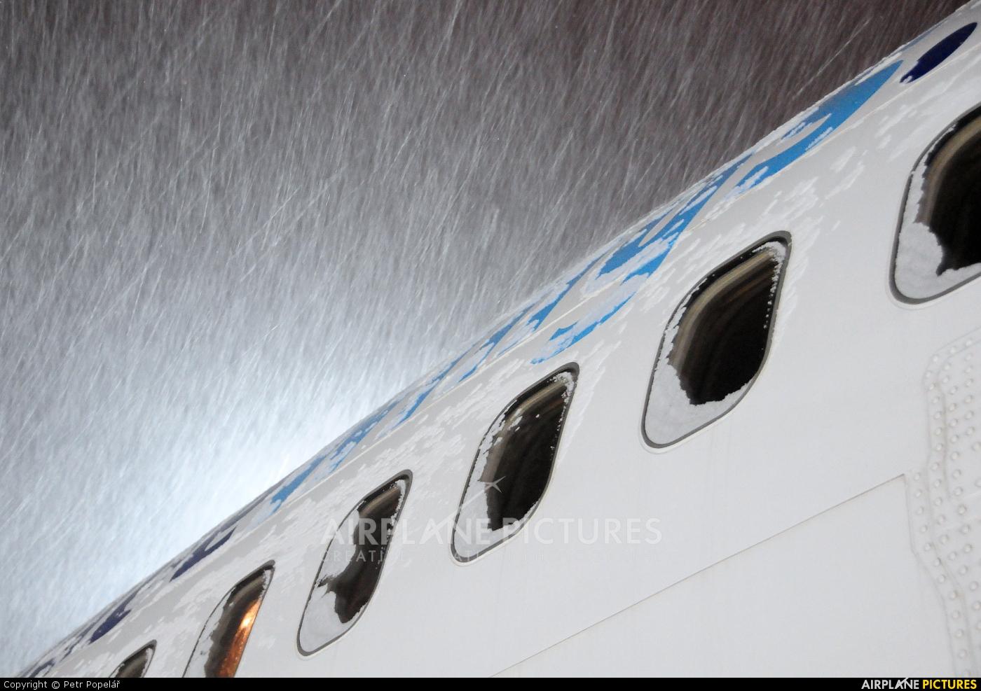 Danube Wings OK-WGY aircraft at Poprad - Tatry