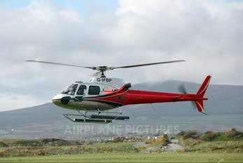 G-IFBP - Private Eurocopter AS350 Ecureuil / Squirrel