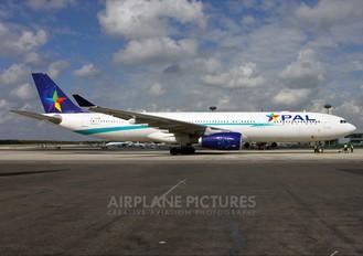 EC-LEQ - PAL Airlines Airbus A330-300
