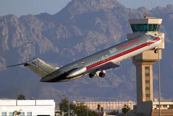 SU-PBO - Air Memphis McDonnell Douglas DC-9