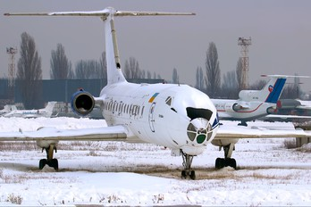 UR-SAL - South Airlines Tupolev Tu-134A