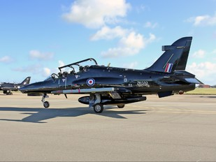 ZK032 - Royal Air Force British Aerospace Hawk T.2