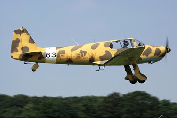 PH-BLW - Private Bolkow Bo.207