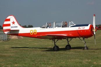 G-BVMU - Private Yakovlev Yak-52