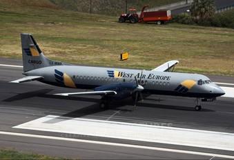 LX-WAO - West Air Europe British Aerospace ATP
