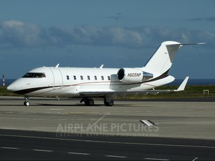 N605NP - Private Canadair CL-600 Challenger 604