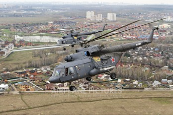 85 - Russia - Air Force Mil Mi-8MT