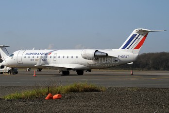 F-GRJT - Air France - Brit Air Canadair CL-600 CRJ-200