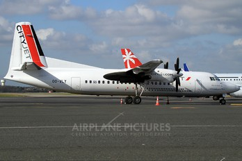 OO-VLY - CityJet Fokker 50