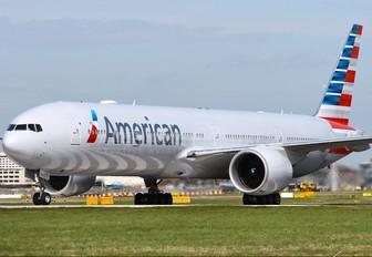 N720AN - American Airlines Boeing 777-300ER
