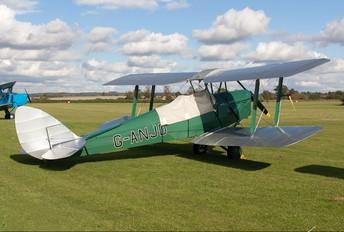 G-ANJD - Private de Havilland DH. 82 Tiger Moth