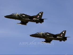 XX202 - Royal Air Force British Aerospace Hawk T.1/ 1A