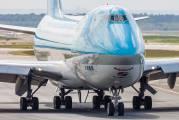 HL7603 - Korean Air Cargo Boeing 747-400F, ERF aircraft