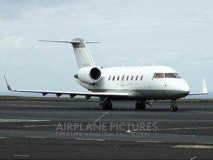 N261PW - Private Canadair CL-600 Challenger 605