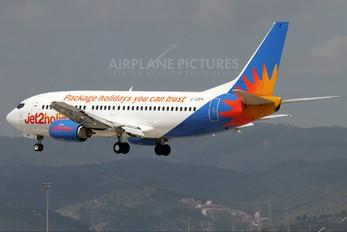 G-GCFK - Jet2 Boeing 737-300