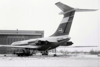 DDR-SEM - Interflug Ilyushin Il-62 (all models)