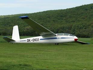 OK-0931 - Aeroklub Brno Medlánky LET L-13 Blaník (all models)