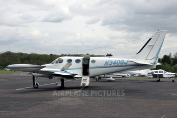 N340GJ - Private Cessna 340