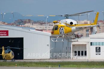 EC-LHE - Aerospatiale Aerospatiale AS355 Ecureuil 2 / Twin Squirrel 2