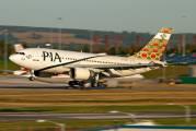 AP-BEG - PIA - Pakistan International Airlines Airbus A310 aircraft