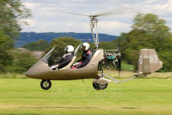 G-KMKM - Private AutoGyro Europe MTO Sport