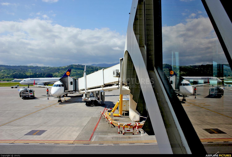 Air Europa EC-KYP aircraft at Bilbao