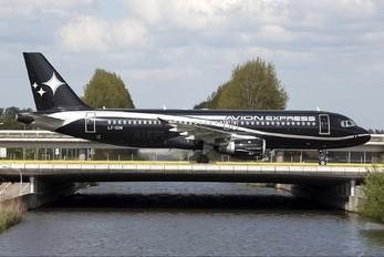 LY-COM - Avion Express Airbus A320