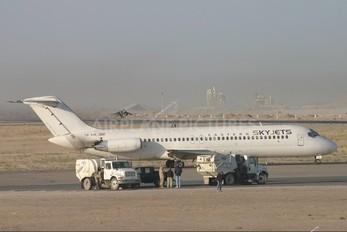 YU-AJK - Eastern SkyJets McDonnell Douglas DC-9