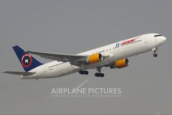 TF-FIB - Kabo Air Boeing 767-300ER