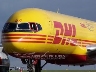 G-BMRC - DHL Cargo Boeing 757-200F