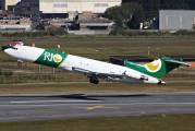 PR-IOD - Rio Linhas Aéreas Boeing 727-200F (Adv) aircraft