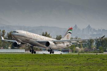 A6-DCB - Etihad Cargo Airbus A330-200F