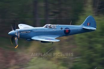 "PM631 - Royal Air Force ""Battle of Britain Memorial Flight"" Supermarine Spitfire PR.XIX"