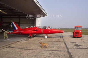 G-FCRE - Private Folland Gnat (all models)