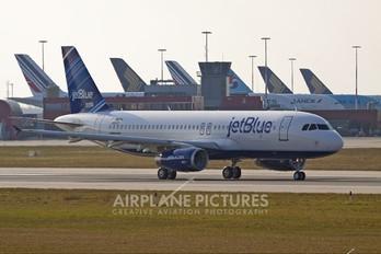 F-WWDN - JetBlue Airways Airbus A320