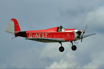 G-AEXT - Private Dart Kitten II