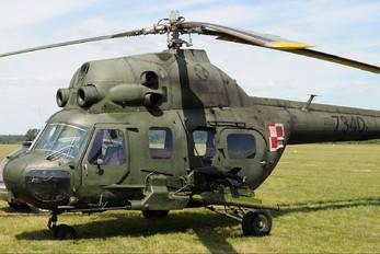 7340 - Poland - Army Mil Mi-2
