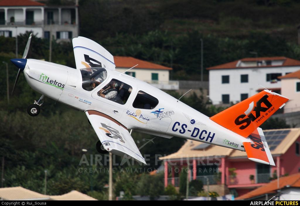 Private CS-DCH aircraft at Madeira