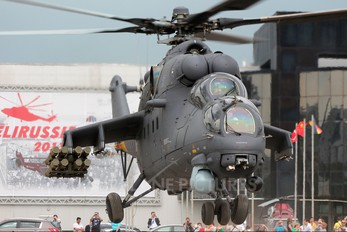 87 - Russia - Air Force Mil Mi-35M