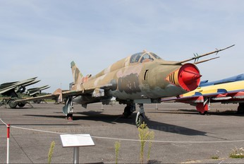 613 - Germany - Democratic Republic Air Force Sukhoi Su-22M-4